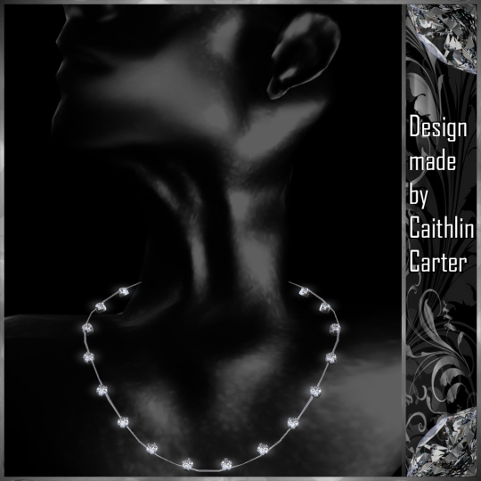 Caithlin - Poster - Necklace - #01